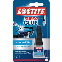 Loctite Super Glue Precision Multi-purpose No Clog Cap with long Nozzle 5g