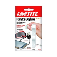 Loctite Kintsuglue Flexible Putty 3 x 5g [White]