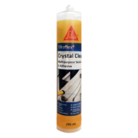 Sikaflex Crystal Clear Multipurpose Sealant & Adhesive 290ml