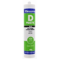 Selleys D Mastic Skin Forming Caulking Compound For Windscreens 400g