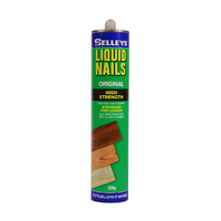 Selleys Liquid Nails Original Adhesive All Weather High Strength 320g