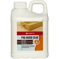 Parfix PVA 1L Wood Glue High Strength for Woodworking Dries Clear