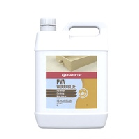 Parfix 4L PVA Wood Glue High Strength Dries Clear