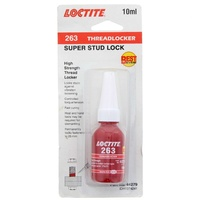 Loctite 263 Threadlocker Super Stud Lock 10ml