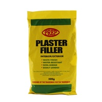 Prep Plaster Filler Interior Exterior White Finish Non-Shrink 500g