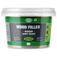 Prep Multipurpose Quick Drying Wood Filler Putty Water Based 2Kg [Rimu]
