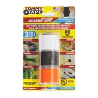 Tommy Tape Self Fusing Silicone Tape Seals And Repairs Waterproof Insulates